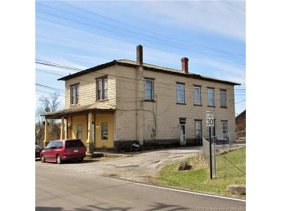 Harrison County Single Family Home For Sale: 7045 Corydon Junction Road NE