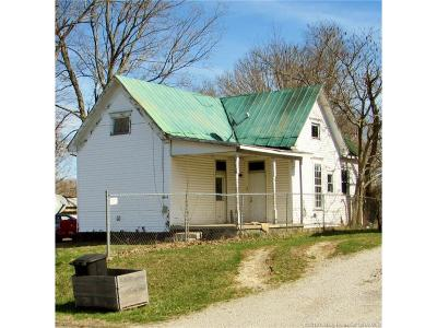 Harrison County Single Family Home For Sale: 90 N Old Highway 135