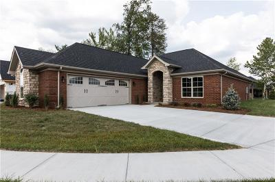 Henryville Single Family Home For Sale: 1748 Bay Hill Place