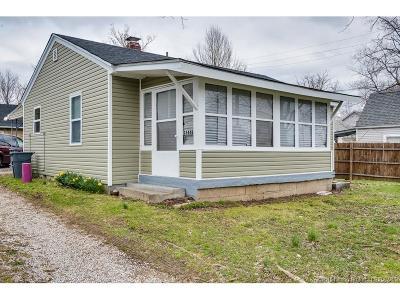 New Albany Single Family Home For Sale: 2344 Corydon Pike