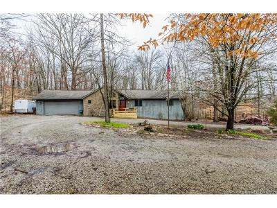 Borden Single Family Home For Sale: 324 Money Hollow Road