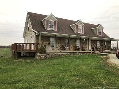 Washington County Single Family Home For Sale: 1410 S Brown Lane