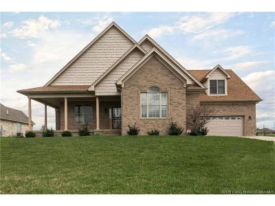 Scottsburg IN Single Family Home For Sale: $259,900