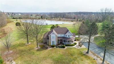 Sellersburg Single Family Home For Sale: 6604 Grant Line Road