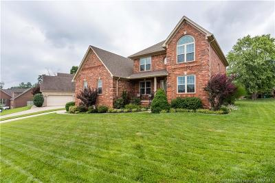 New Albany Single Family Home For Sale: 3005 Timber Wolf Court