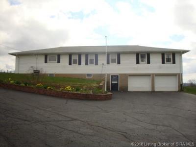 Washington County Single Family Home For Sale: 4305 W Walnut Ridge Road