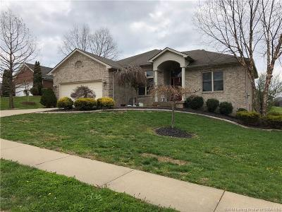 Jeffersonville Single Family Home For Sale: 3011 New Chapel Road
