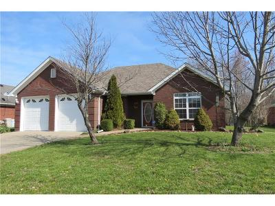 Jeffersonville Single Family Home For Sale: 317 River Forest Parkway