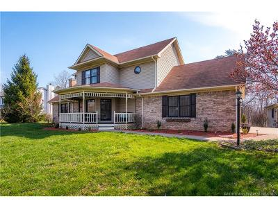 New Albany Single Family Home For Sale: 1006 Westchester Drive