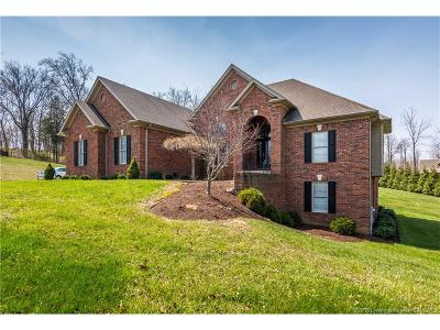 Floyd County Single Family Home For Sale: 2006 Forest Valley Court