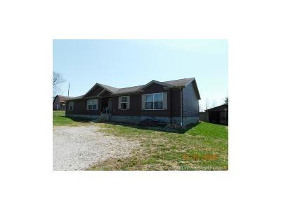 Washington County Single Family Home For Sale: 1101 E Hackberry Street
