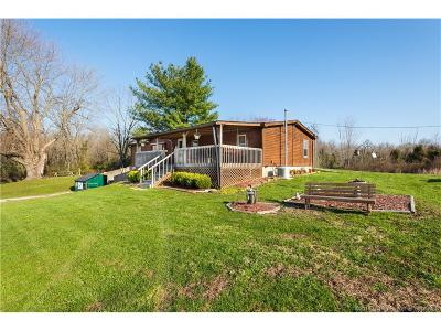 Crawford County Single Family Home For Sale: 7341 E Shafer Ridge Road