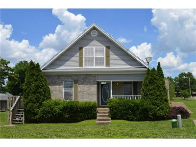 Louisville Single Family Home For Sale: 6501 Rod N Reel Court