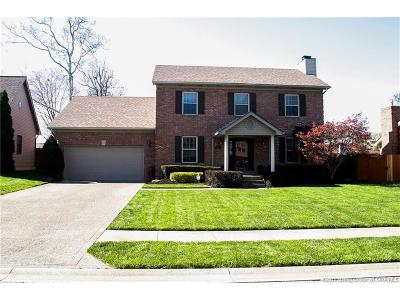 Jeffersonville Single Family Home For Sale: 3119 Childers Drive