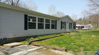 Clark County Single Family Home For Sale: 11010 Brownstown Road