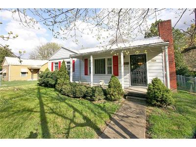 Jeffersonville Single Family Home For Sale: 1524 E 8th Street