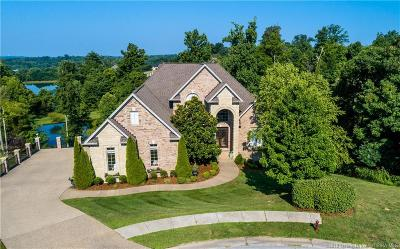 Floyds Knobs Single Family Home For Sale: 4305 Saint Jacques Court