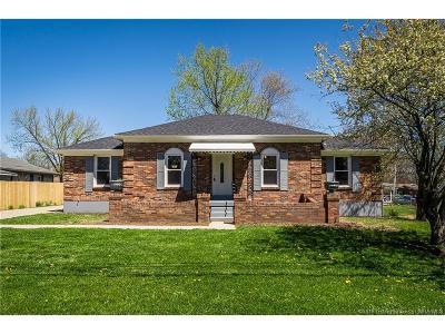 New Albany Single Family Home For Sale: 3806 Saint Joseph Road