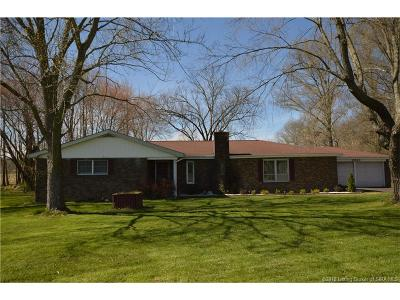Borden Single Family Home For Sale: 15810 Hwy 60