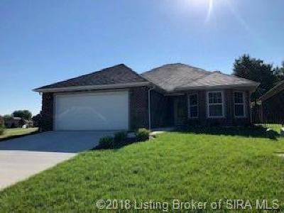 Jeffersonville IN Single Family Home For Sale: $274,900