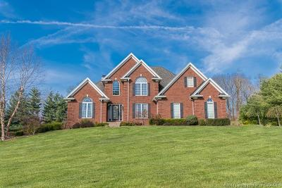 Floyds Knobs Single Family Home For Sale: 6007 English Court