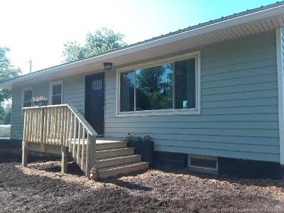 Orange County Single Family Home For Sale: 2173 E County Road 400 N