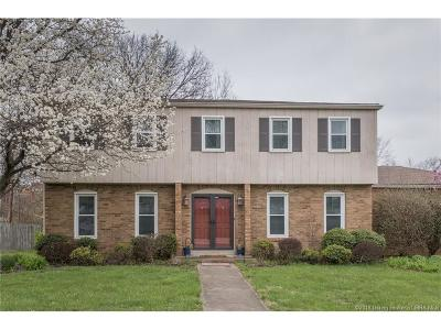 New Albany Single Family Home For Sale: 523 Bentbrook Drive