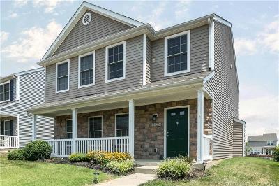Jeffersonville Single Family Home For Sale: 3920 Shepherds Run