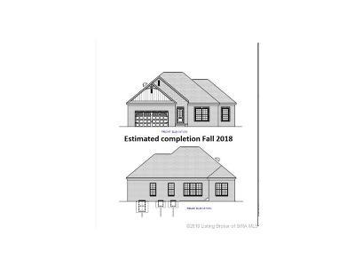 Jeffersonville Single Family Home For Sale: 2919 Boulder Ridge Drive