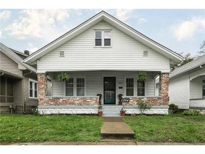 New Albany Single Family Home For Sale: 224 Sloemer Avenue