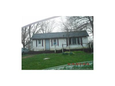 Crawford County Single Family Home For Sale: 512 Speed Road