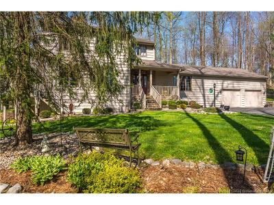 Floyd County Single Family Home For Sale: 9237 Starlight Road