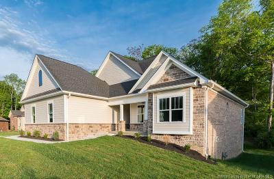 Clark County Single Family Home For Sale: 8203 Harvest Court - Lot 11