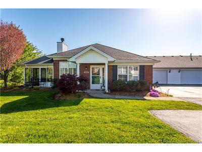 Jeffersonville Single Family Home For Sale: 3587 Stonecreek Circle