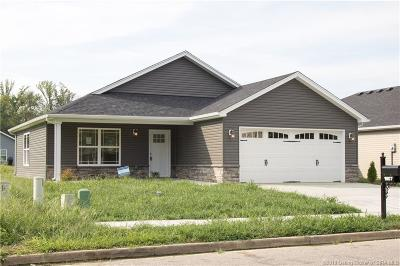 Jeffersonville Single Family Home For Sale: 1907 Aster Drive