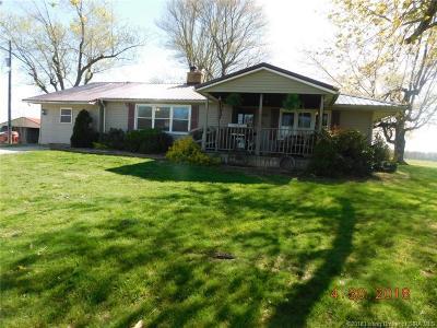 Orange County Single Family Home For Sale: 5515 E State Road 60