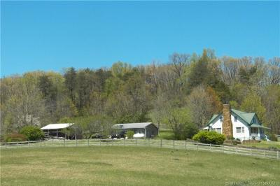 Floyd County Single Family Home For Sale: 5561 Budd Road