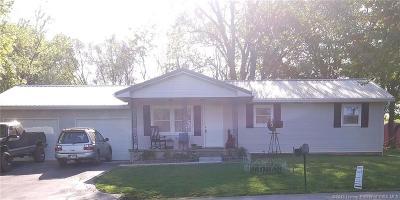 Washington County Single Family Home For Sale: 10264 S Bixler Road