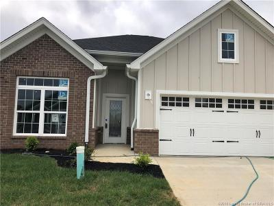 Jeffersonville Single Family Home For Sale: 3511 Edgewood Village