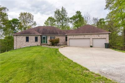 Clark County Single Family Home For Sale: 2912 Glendale Court