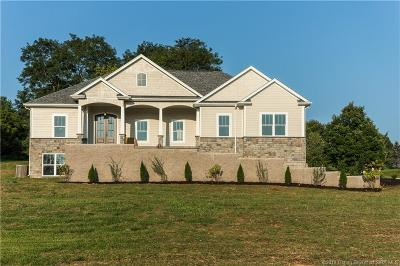 Floyd County Single Family Home For Sale: 10044 (Lot 86) Whispering Wind Drive