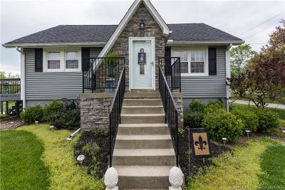 Henryville Single Family Home For Sale: 3710 Caney Road