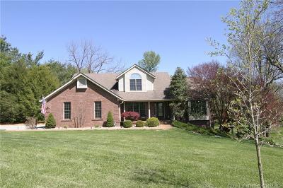 Clark County Single Family Home For Sale: 6508 Stonebridge Boulevard