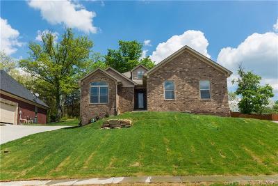 Harrison County Single Family Home For Sale: 3266 Twilight Court NE