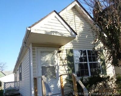 Floyd County Single Family Home For Sale: 1835 Center Street