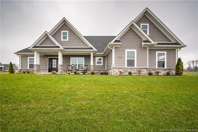 Floyds Knobs Single Family Home For Sale: 2023 Andres Way Lot #21
