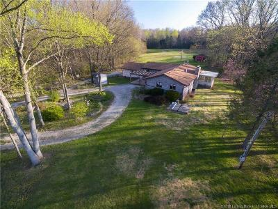 Washington County Single Family Home For Sale: 9298 S Becks Mill Road