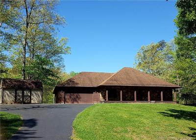Borden Single Family Home For Sale: 314 Money Hollow Trail Road