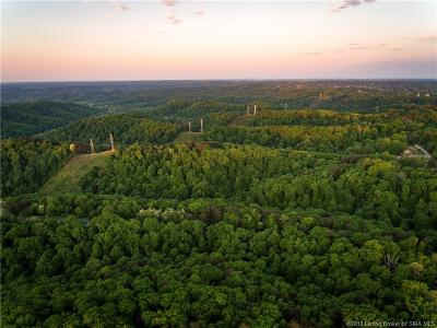 Clark County, Floyd County Residential Lots & Land For Sale: 554 Old Corydon Ridge Road