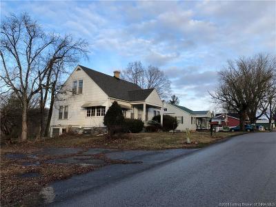 Orange County Single Family Home For Sale: 8151 S Co Rd 325e